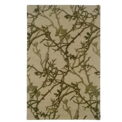 "Linon Ashton Collection, 96""W X 132""D X 1""H, Beige"