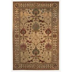 "Rosedown Collection, 96""W X 120""D X 1""H, Beige"