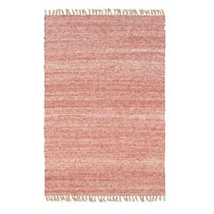 Linon Verginia Berber Red & Natural 3.5 X 5.5
