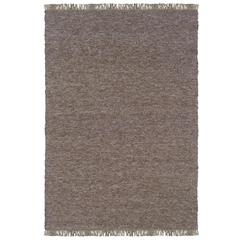 Verginia Berber Brown & Blue 1.10 X 2.10