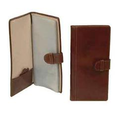 Bond Street Executive Prestige Tuscany Hand Stained Italian (HSI) Leather Business Card Organizer