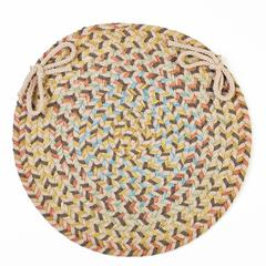 "Cypress Earth Beige 15"" Chair Pad"