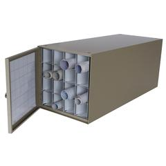 Stackable Steel Roll File 16 Comp.