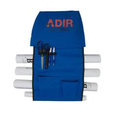 Adir Corp Car Plan Holder w Pockets