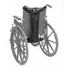 Oxygen Bag for Wheelchair, D & E Cylinders