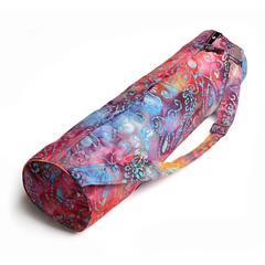 Hugger Mugger Batik Matbag- Purple Multi