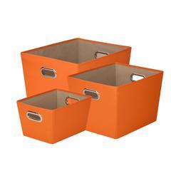 Honey Can Do Orange Tote Kit