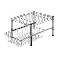 Under Cabinet Organizer, Chrome
