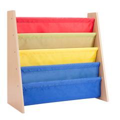 Itsy-Bitsy Book Rack, Primary