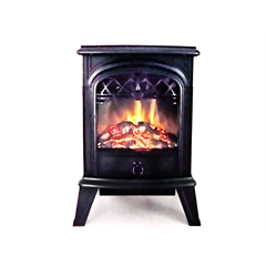 Aspen Collection Electric Wood Burning Stove S1523