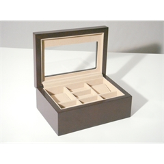 Proman Products Palermo Watch & Cufflinks Box