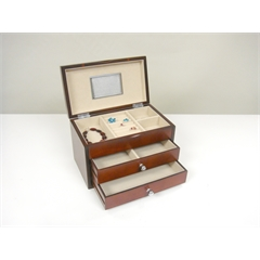 Proman Products Genoa Jewelry Box