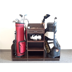 Proman Products Eagle Luxury Double Golf Bag Organizer