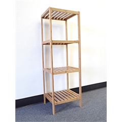 Proman Products Horizon 4-tier Shelf