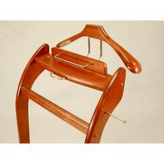 Wardrobe Valet w/contour hanger