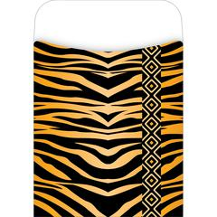 Peel & Stick Africa - Tiger Pockets Set of 30