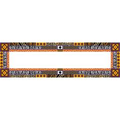 Africa Desk Tag Set of 36