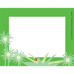 Go Green Name Tags/Self-Adhesive Labels Set of 45