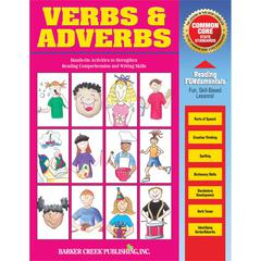 Verbs & Adverbs Activity Book