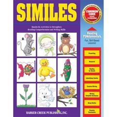 Similes Activity Book