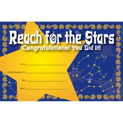 Barker Creek Award - Reach for the Stars  Set of 30