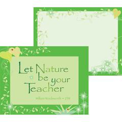 BBA - Nature/Go Green Chart Set