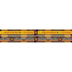 "Double-Sided Border -Africa ""Say-It(35 Feet)"