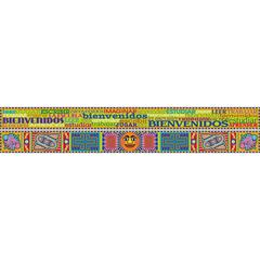 Double-Sided Trim Word Wall - Spanish (35 Feet)