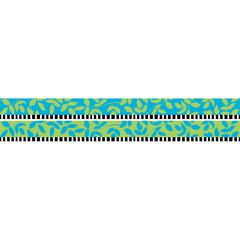 Barker Creek Double-Sided Border - Nature's Colors (35 Feet)
