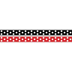 Double-Sided Border - Dots (35 Feet)