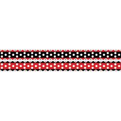 Barker Creek Double-Sided Border - Just Dotty (35 Feet)