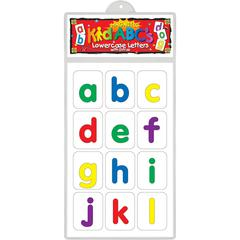 Barker Creek Lowercase Letters (Set of 38)