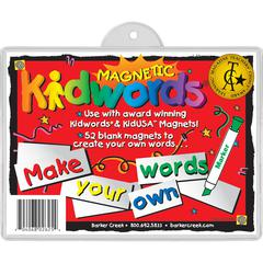 Barker Creek Make Your Own Words Magnets Set of 56
