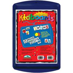 """Learning Magnets Kidboard — Blue 9"""" x 13"""""""