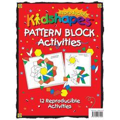 Barker Creek Pattern Blocks Reproducible Activities