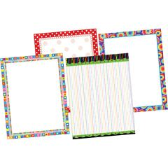 In the Groove Paper Set of 4 Packages (200 Sheets)