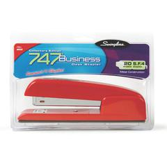 ACCO INTERNATIONAL SWINGLINE 747 STAPLER RED RIO