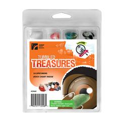 AMERICAN EDUCATIONAL PROD EXPLORE WITH ME TUMBLED TREASURES