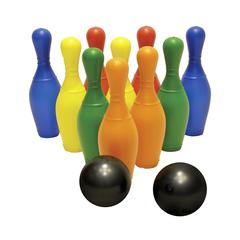 AMERICAN EDUCATIONAL PROD PLASTIC BOWLING SET