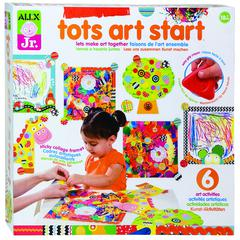 ALEX BY PANLINE USA TOTS ART START
