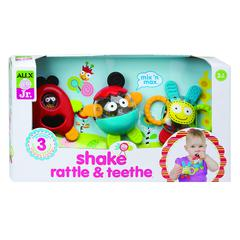 ALEX BY PANLINE USA SHAKE RATTLE & TEETHE