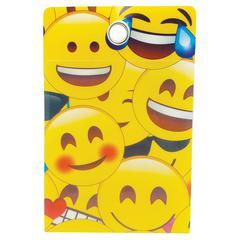 Smart Poly Folder Emojis 4X6 10Pk