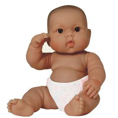JC TOYS GROUP LOTS TO LOVE BABIES 14IN HISPANIC BABY
