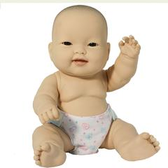 JC TOYS GROUP LOTS TO LOVE 10IN ASIAN BABY DOLL