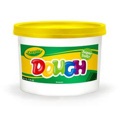CRAYOLA MODELING DOUGH 3LB BUCKET YELLOW
