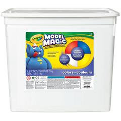 CRAYOLA MODEL MAGIC 2LB BUCKET ASSORTED COLORS