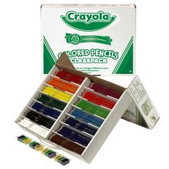 COLORED PENCILS 462 CT CLASSPACK 14 COLORS