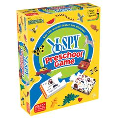 UNIVERSITY GAMES I SPY PRESCHOOL GAME