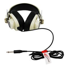 CALIFONE INTERNATIONAL MONAURAL HEADPHONE 5 STRAIGHT CORD 50-12000 HZ