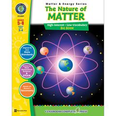 CLASSROOM COMPLETE PRESS THE NATURE OF MATTER BIG BOOK